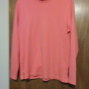 Land's End  turtle neck top